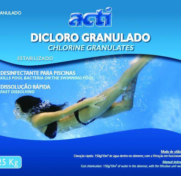 Dicloro granulado – ACT5000569