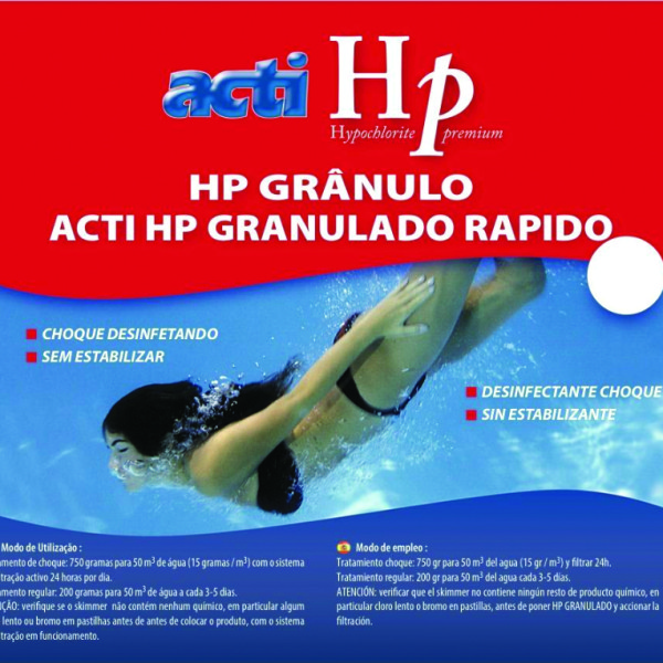 HP granulado – ACT5000564